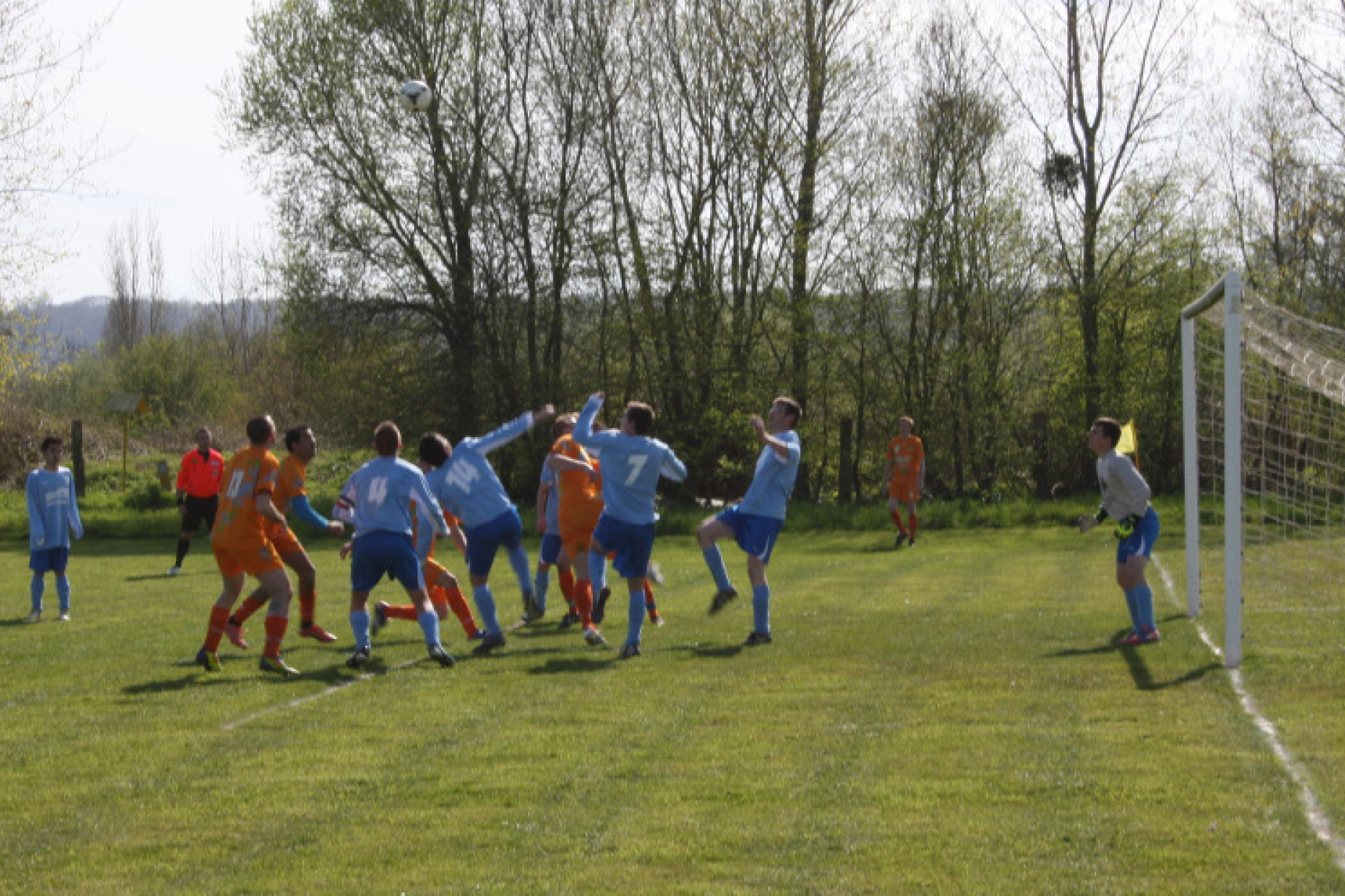 Club de football en normandie