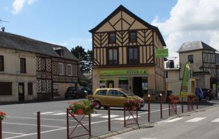 Conteville (Eure) Epicerie