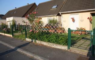 Conteville (Eure) Lotissement Les Anemones