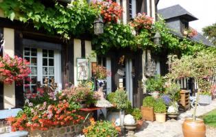 Conteville (Eure) Gîte La Ferme du Pressoir