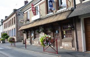 Conteville (Eure) Bar-Tabac, La Poste
