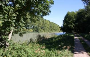 Conteville (Eure) La Risle