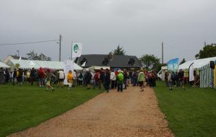 Conteville (Eure) Manifestion en partenariat avec le PNRBSN
