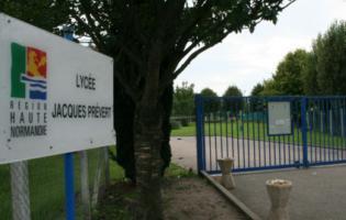 Lycée Jacques Prévert - Pont-Audemer (27)