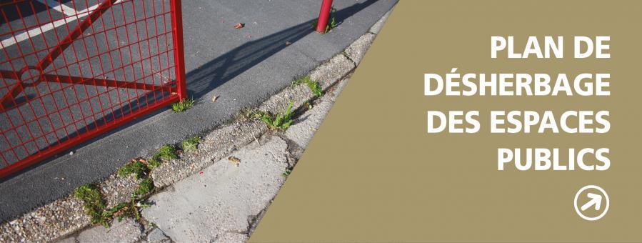 Plan de désherbage à Conteville (27 EURE)