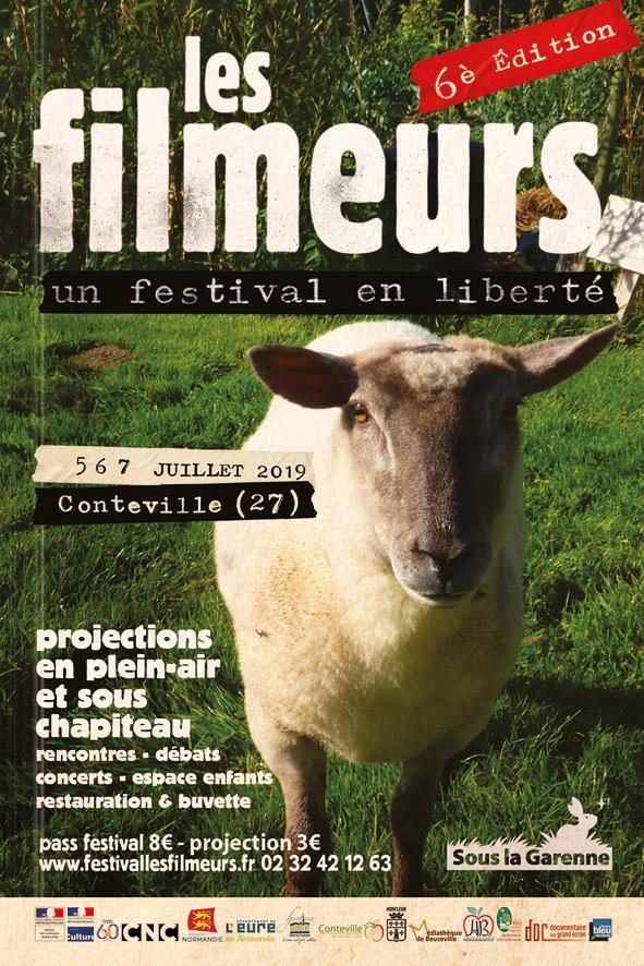 Festival les filmeurs Conteville