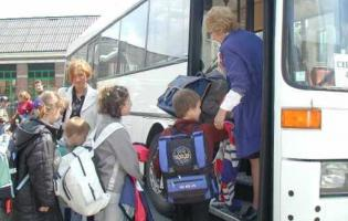 Conteville (Eure) Ramassage scolaire